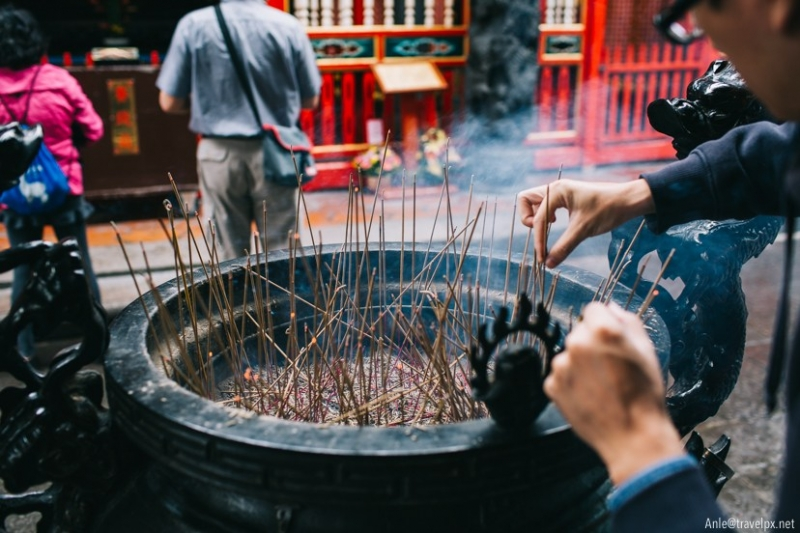 Chùa Longshan – Long Sơn Tự