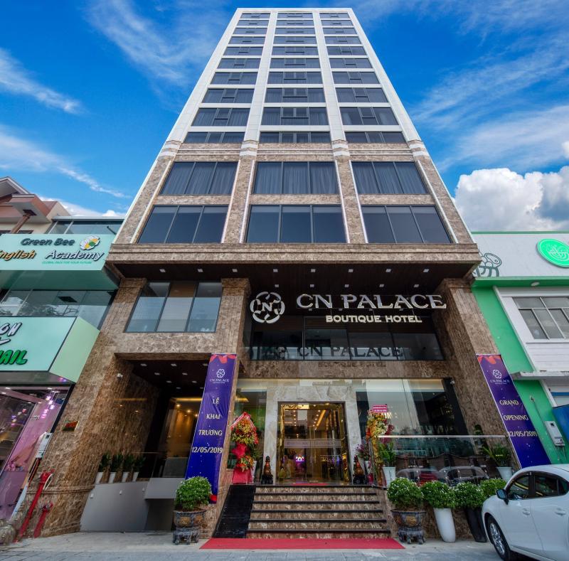 CN Palace Boutique Hotel & Spa - Danang