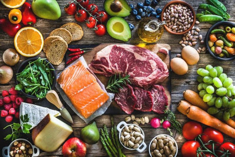 Thực phẩm bổ sung collagen tự nhiên