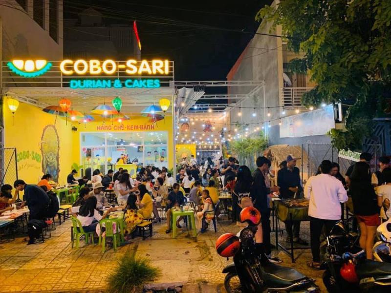 CoBo - Sari Durian & Cakes