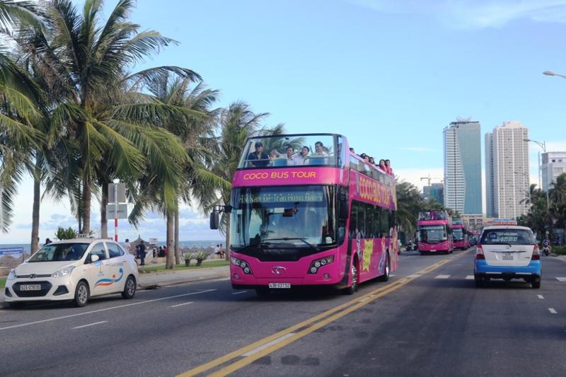 Đến với Coco Bus Tour bạn sẽ cảm nhận ngay được sức sống mãnh liệt của thành phố.
