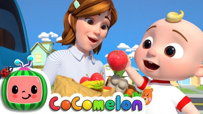 Cocomelon – Nursery Rhymes là một kênh ưa thích của trẻ em hiện nay