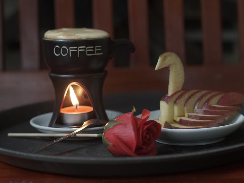 Top 5 Quán cà phê sân vườn đẹp nhất Thái Nguyên