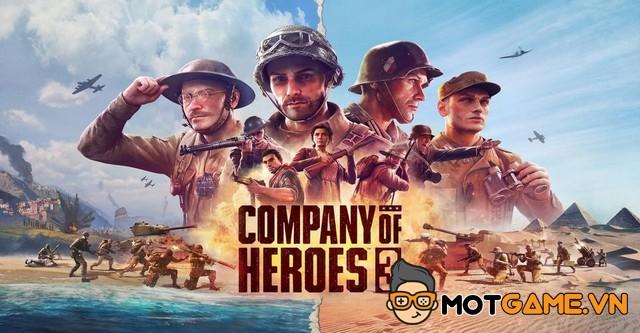 Company of Heroes 3 chính thức lộ diện với hàng loạt những tính năng mới