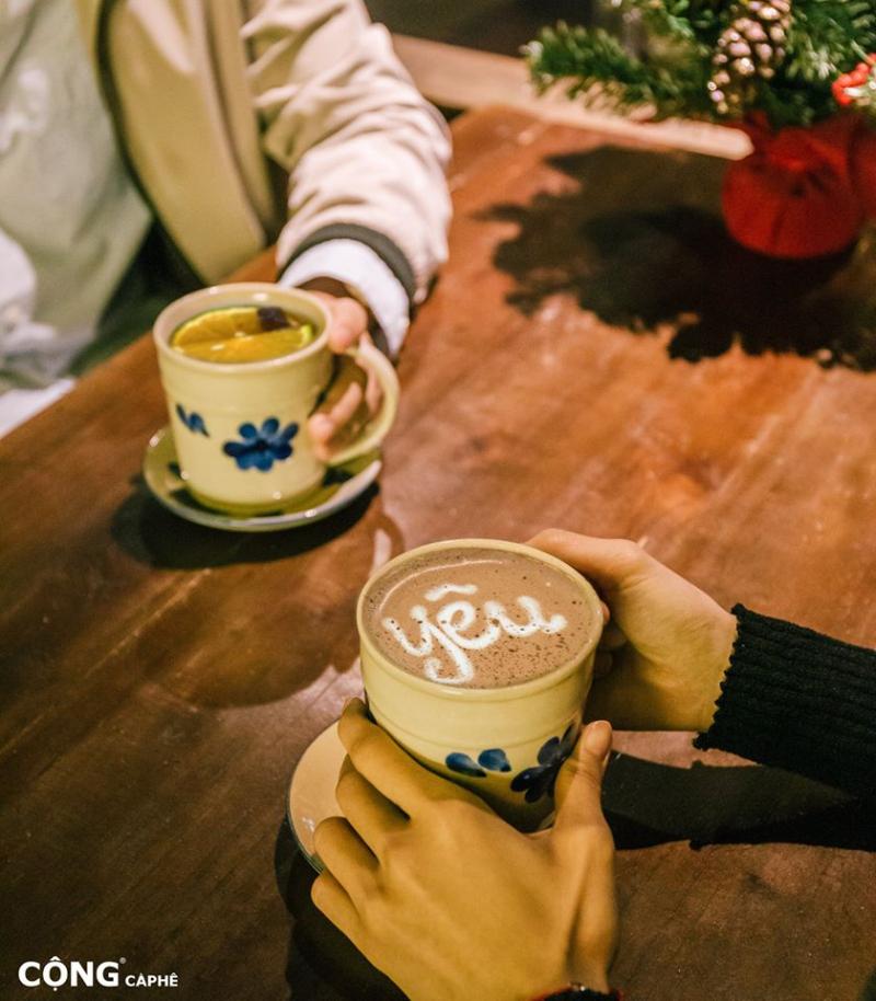 Cộng cà phê - Chi nhánh Thành phố Huế