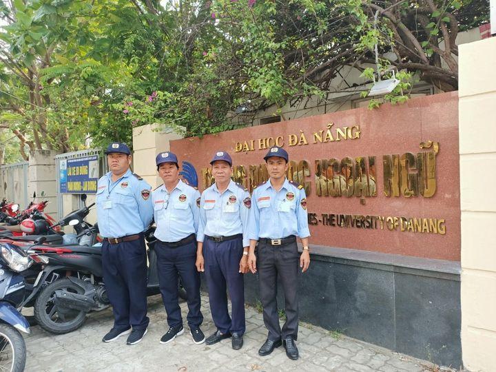 Công ty bảo vệ Thành Long
