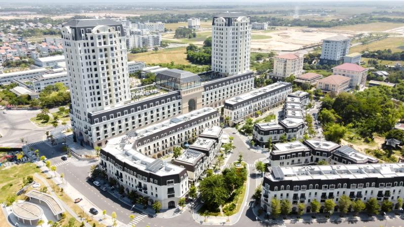 Công ty cổ phần bất động sản Minh Điện Vital