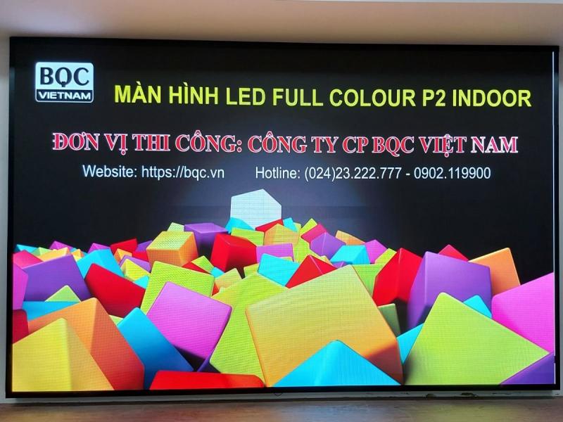 Công ty Cố phần BQC Việt Nam