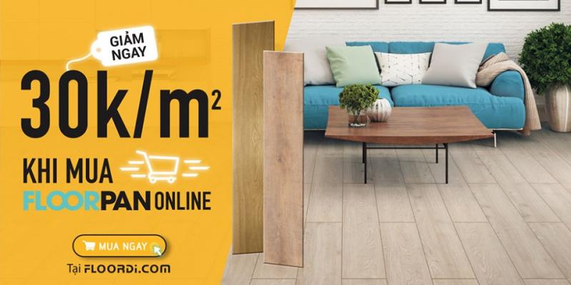 Công ty cổ phần FLOORDI - Hệ thống phân phối sàn gỗ cao cấp