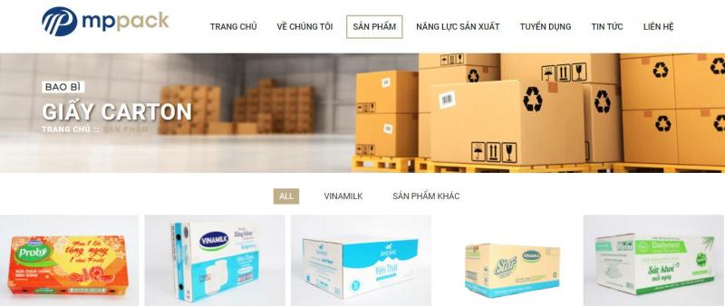 Top 5 Công ty sản xuất bao bì chất lượng nhất Đà Nẵng