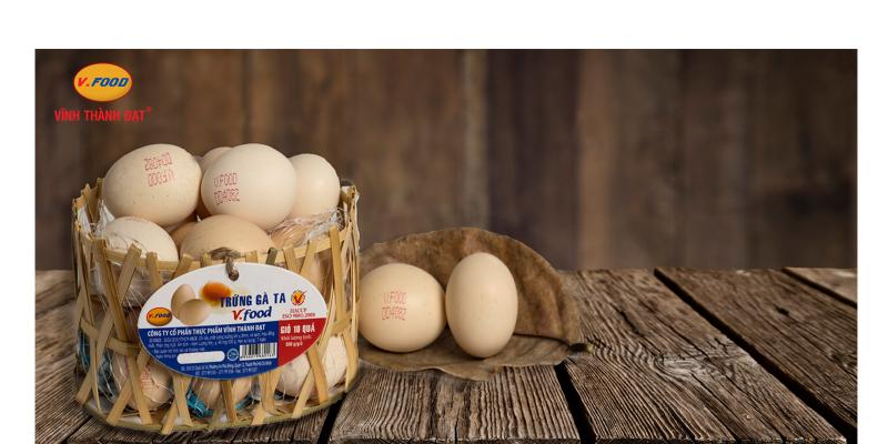 Công ty cổ phần thực phẩm Vĩnh Thành Đạt