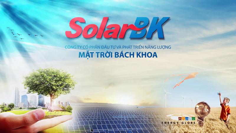 SolarBK địa chỉ cung cấp và lắp đặt điện mặt trời uy tín.