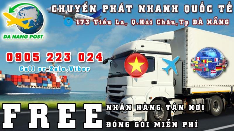 Top 7 Dịch vụ chuyển phát nhanh uy tín nhất tại Đà Nẵng