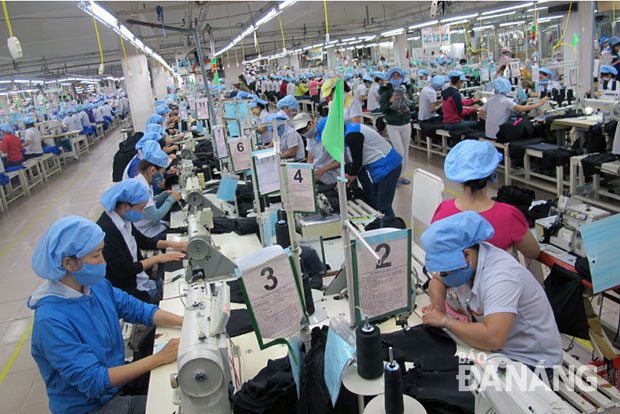 Công ty CP Vinatex Đà Nẵng