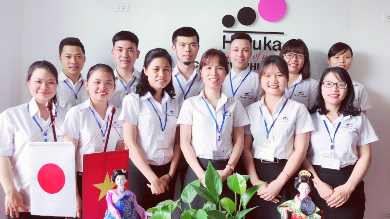Công ty dịch thuật Haruka
