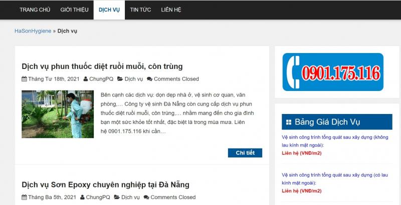 Top 9 Dịch vụ đánh bóng sàn nhà, dọn vệ sinh uy tín nhất Đà Nẵng