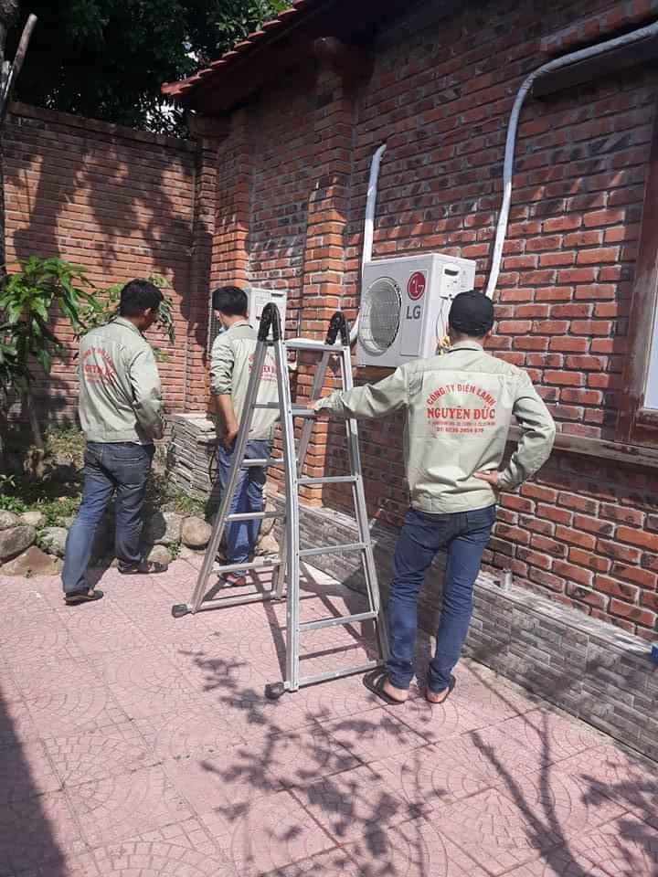 Công ty điện lạnh Phú Quý