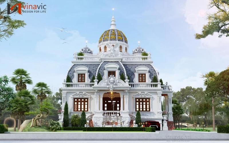 Công ty kiến trúc Vinavic Việt Nam đa dạng về lối thiết kế