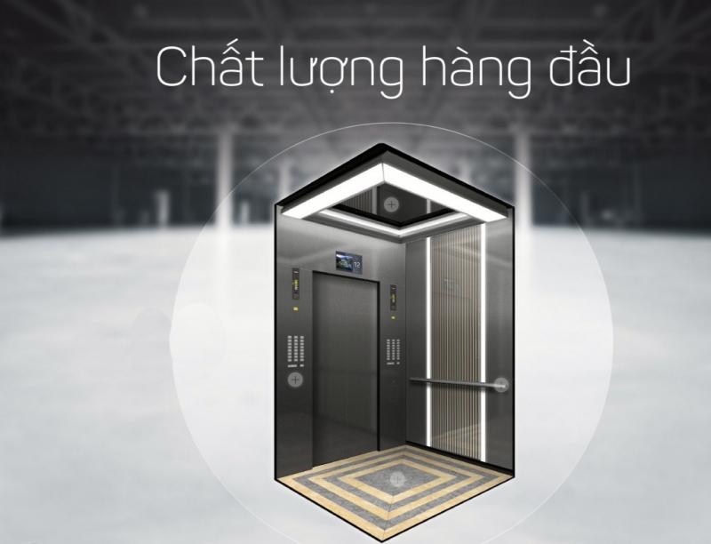 Công ty thang máy Đại Phong