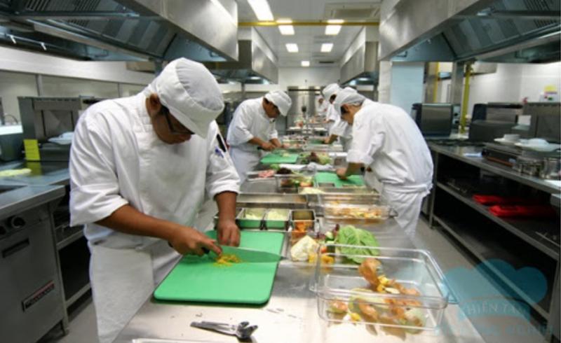 Bếp ăn công nghiệp