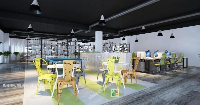 Top 13 Dịch vụ thiết kế nội thất văn phòng tốt nhất ở TP. HCM