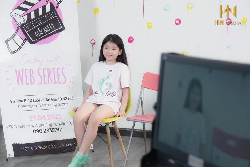 Tại Hani Arts Academy các bé sẽ được đào tạo dưới sự hướng dẫn của các đạo diễn dày dặn kinh nghiệm giảng dạy.