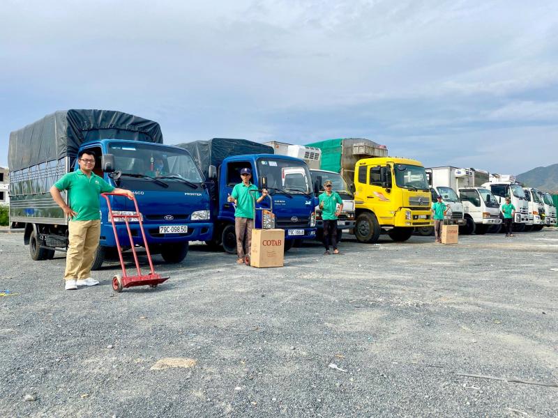 Top 5 Dịch vụ chuyển nhà trọn gói tốt nhất TP. Nha Trang, Khánh Hòa