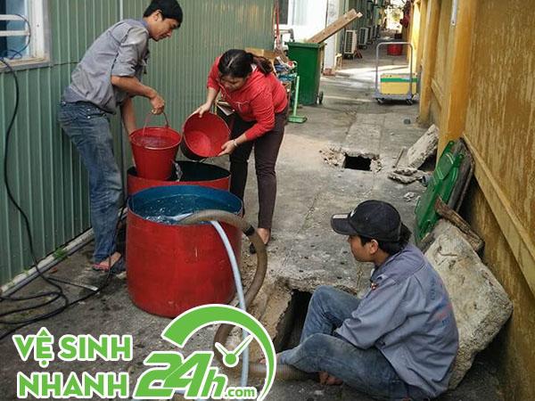 Top 5 Dịch vụ hút bể phốt, thông tắc cống uy tín nhất tại Thừa Thiên Huế