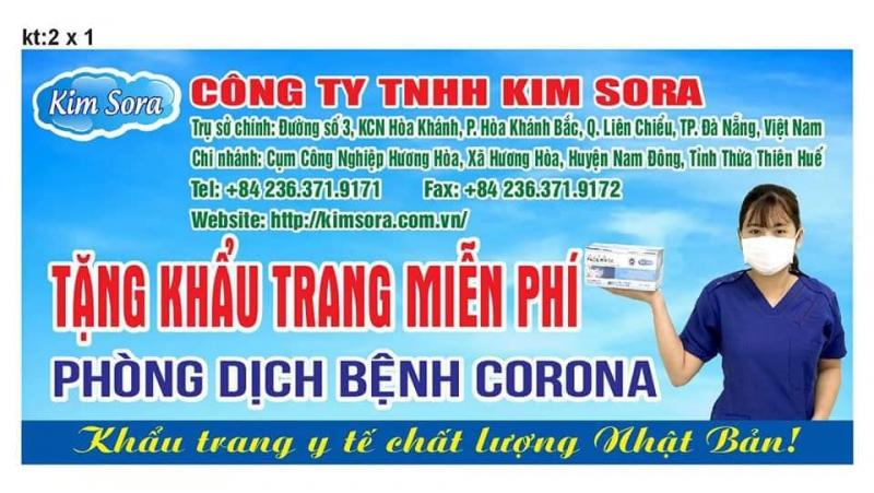 Công Ty TNHH Kimsora