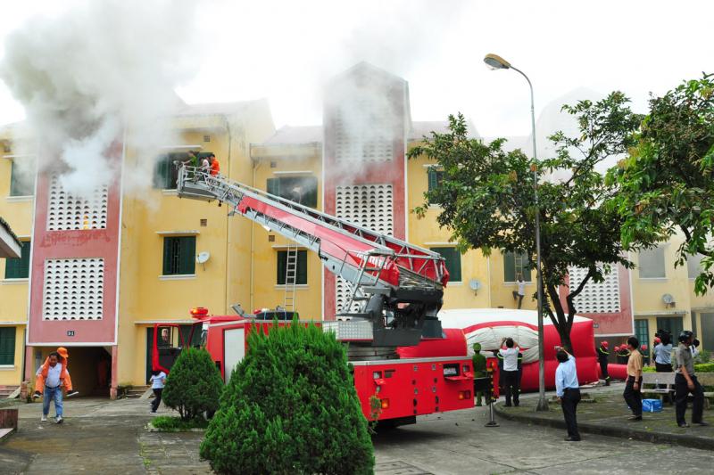Công Ty TNHH Kỹ Thuật Phòng Cháy Chữa Cháy Hoàng Tỷ