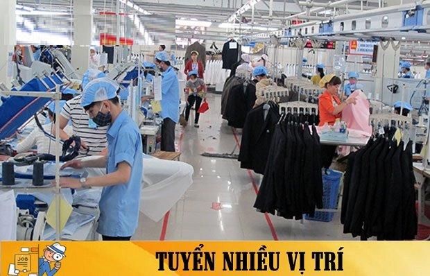 Công Ty TNHH May Mặc Whitex Việt Nam