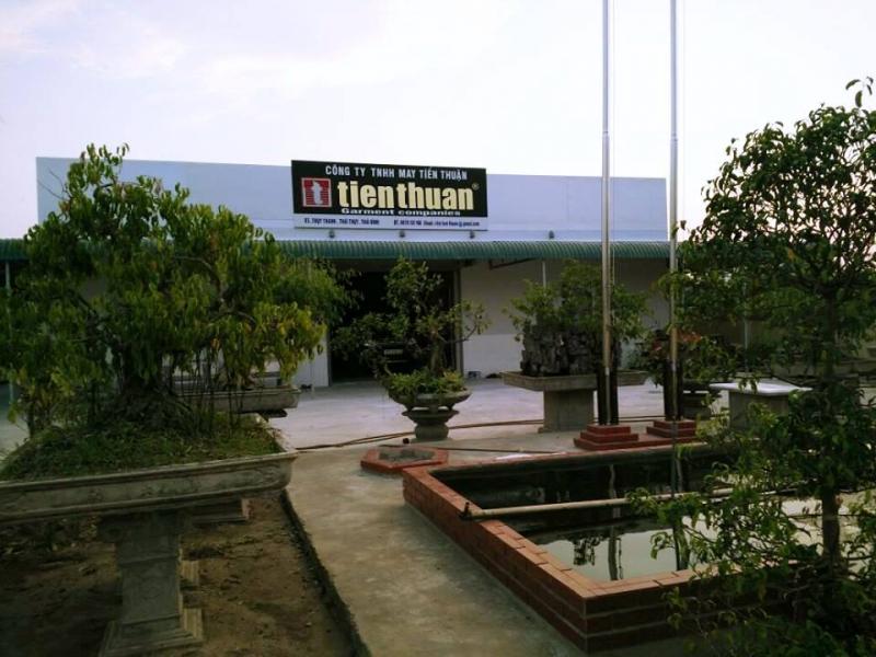 Công Ty TNHH May Tiến Thuận