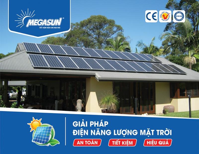 Giải pháp tiết kiệm điện tối ưu.