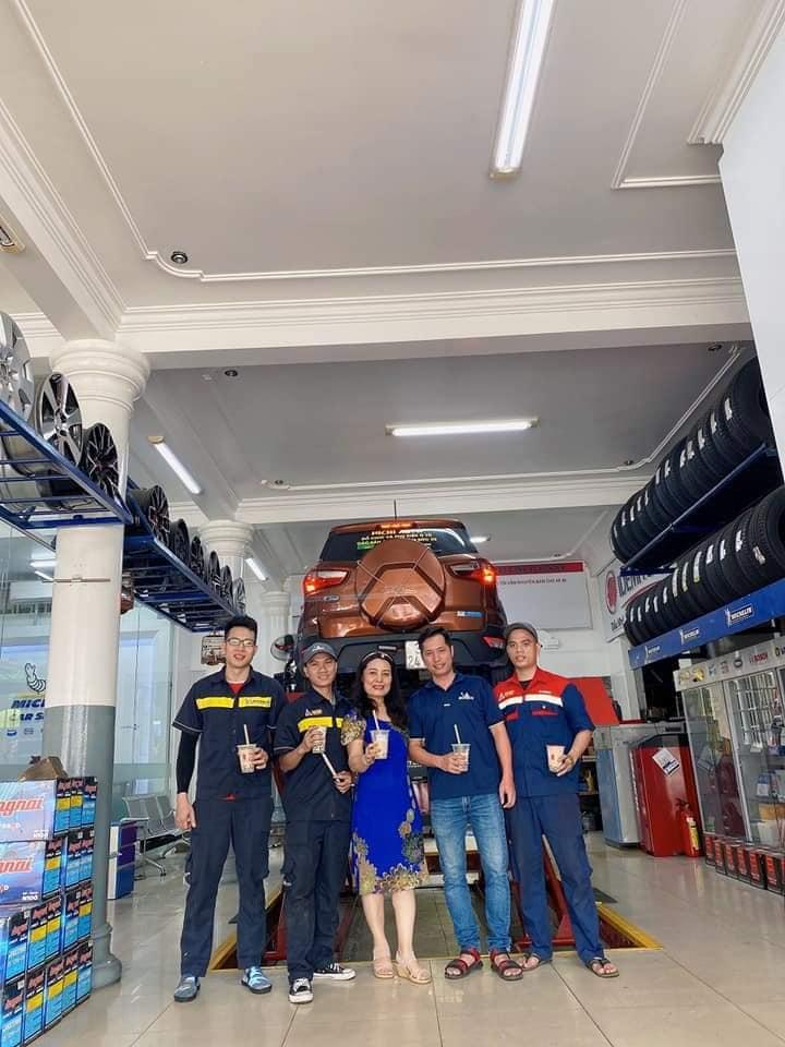 Công ty TNHH TM-DV Ngọc Hạnh