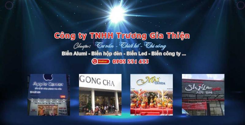 Công ty TNHH Trương Gia Thiện