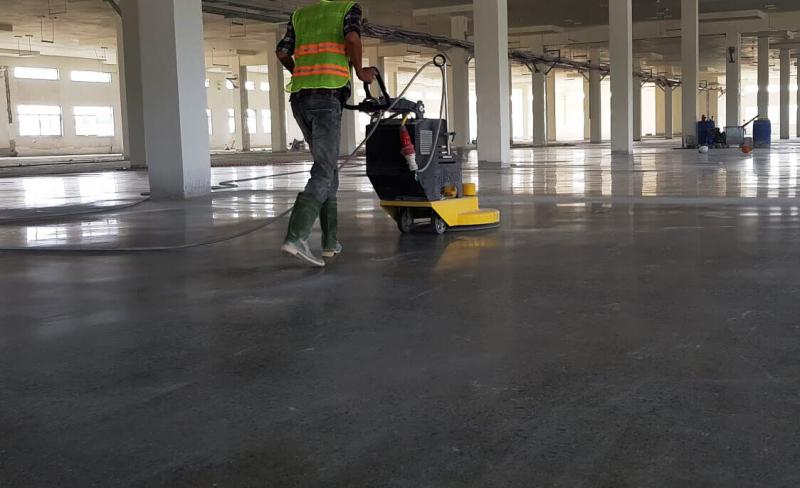 Công ty TNHH vệ sinh công nghiệp không gian sạch