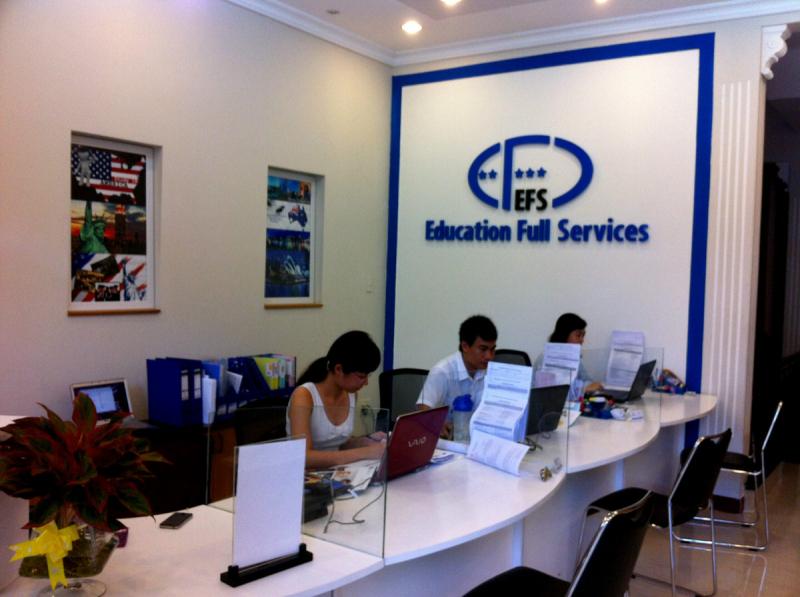 Công ty tư vấn du học Education Full Services (EFS)