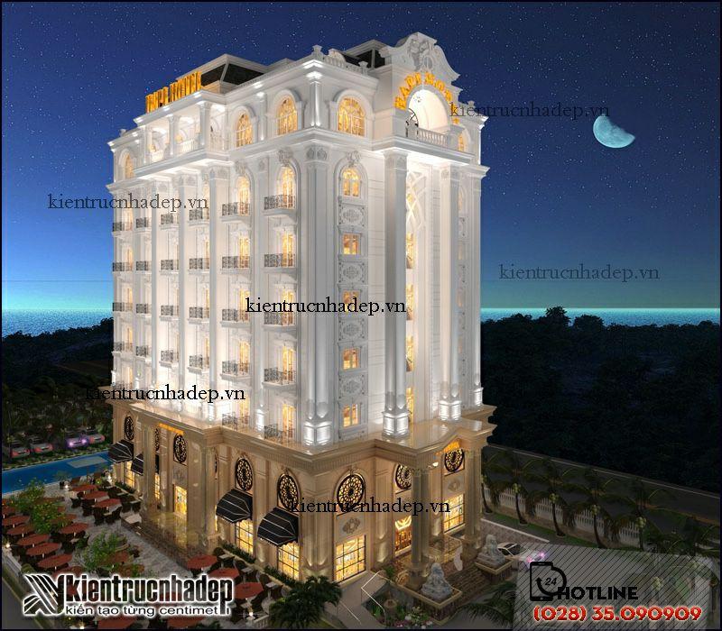 Công ty tư vấn thiết kế xây dựng Kiến Trúc Nhà Đẹp
