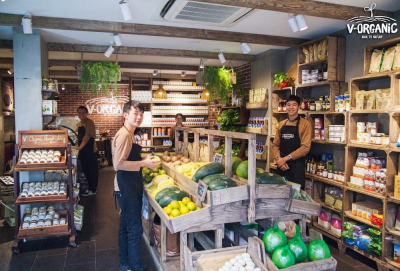 Top 8 Địa chỉ bán rau hữu cơ uy tín nhất tại Hà Nội