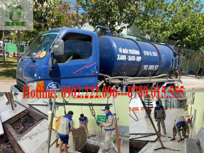 Top 6 Công ty hút hầm cầu, thông tắc bể phốt uy tín chất lượng nhất Tây Ninh