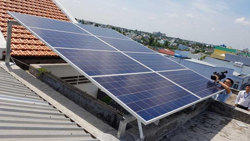 Sản phẩm điện mặt trời VIMETCO thích hợp với mọi địa hình.