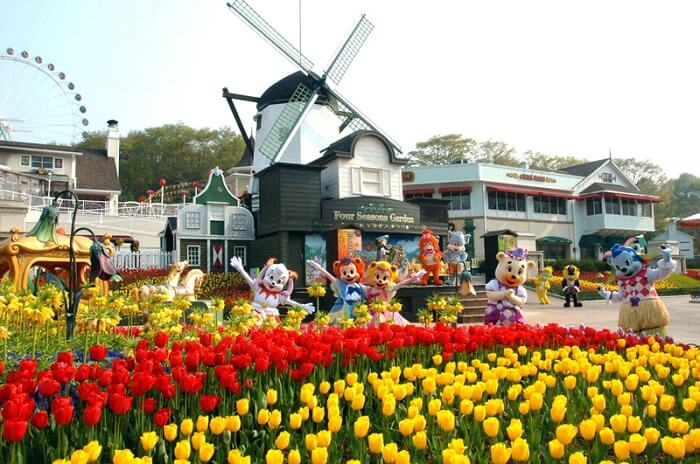 Công Viên Everland (Hàn Quốc)