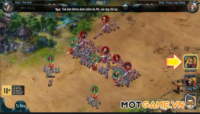 Trải nghiệm Chiến Tướng Tam Quốc tựa game mô phỏng SLG mới nhất của REGZ GAMES!