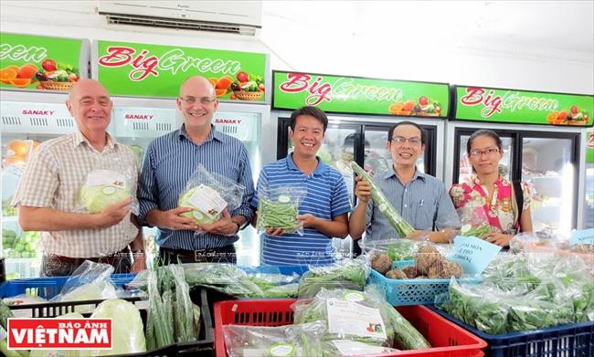 Cửa hàng Biggreen Việt Nam