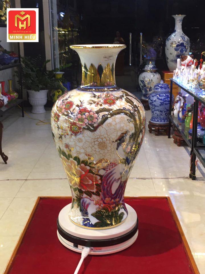 Cửa hàng Gốm Bát Tràng Minh Hiêu