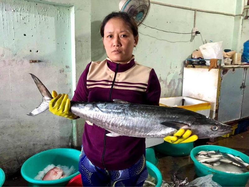 Cửa hàng Hải sản Gành Cá