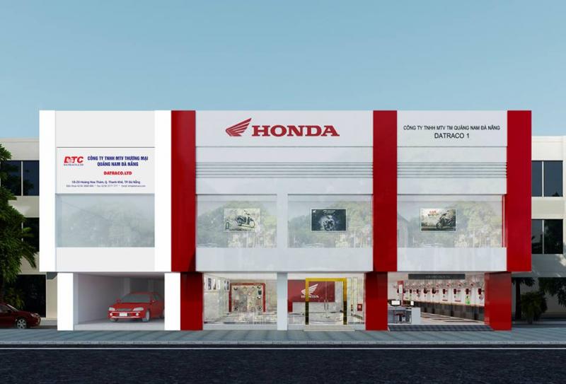Top 4 Đại lý xe máy Honda uy tín và bán đúng giá nhất ở Đà Nẵng