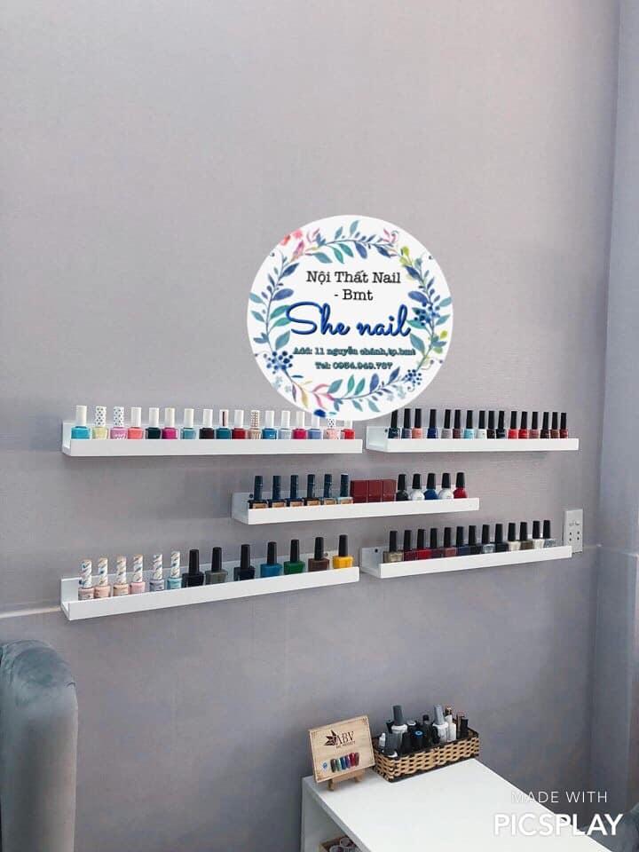 Cửa hàng phụ kiện nail She Nail (PhụKiện Nail-Bmt)