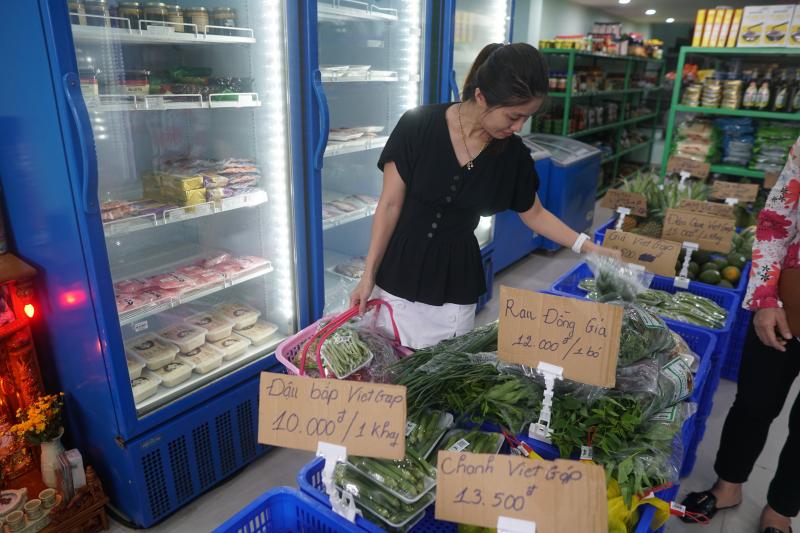 Cửa hàng thực phẩm sạch GIÁ BÌNH DÂN
