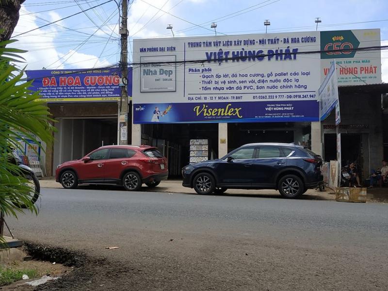 Top 5 Địa chỉ cung cấp vật liệu xây dựng uy tín tại TP. Buôn Ma Thuột, Đắk Lắk